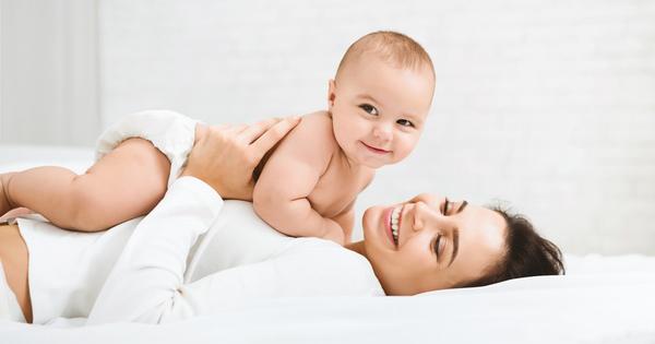 След като родят, много майки забравят за себе си, за