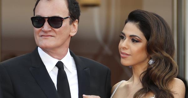Холивудският режисьор Куентин Тарантино и съпругата му Даниела Пик очакват