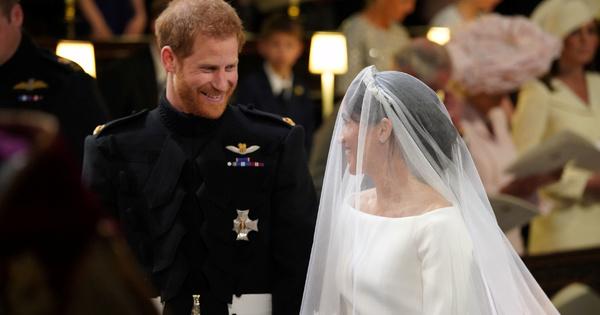 Преди минути принц Хари и Меган Маркъл си казаха