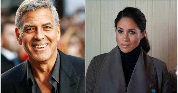 Джордж Клуни защити публично Меган Маркъл, като изтъкна притеснение, че
