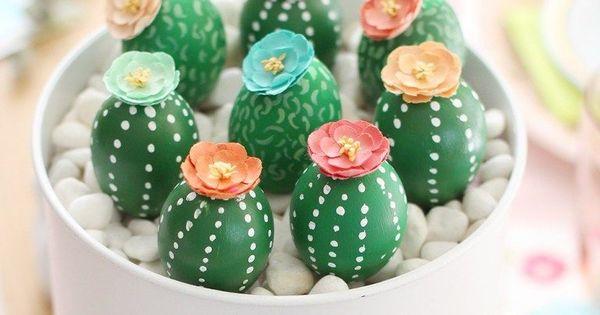 Ако традиционната великденска украса за яйца ви е омръзнала, опитайте