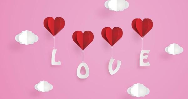 Мъжете и жените показват любовта си по различни начини. Дамите