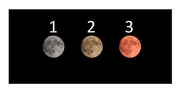 Луната неотменно носи едно особено настроение, но винаги изглежда красиво