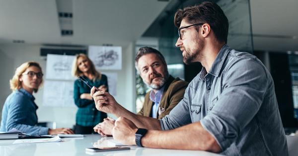 Умението да водим разговор, независимо дали е официален, колегиален или