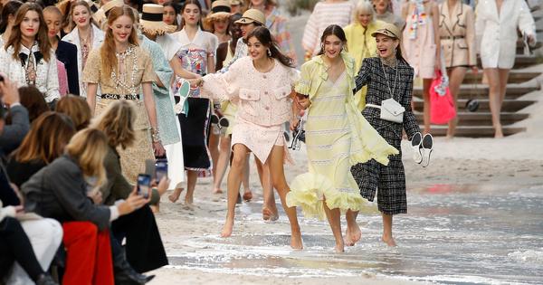 Модата е забавление! Отново поглеждаме към Париж и по-специално към