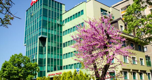 """Акушер-гинеколозите на Болница """"Тракия"""" д-р Стефан Бузалов, д-р Пламен Янев"""