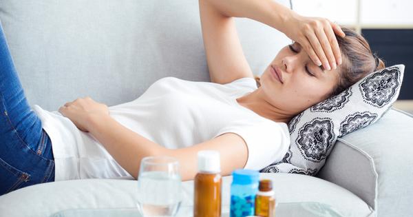 Едни от най-често срещаните неразположения при прием на антибиотици са