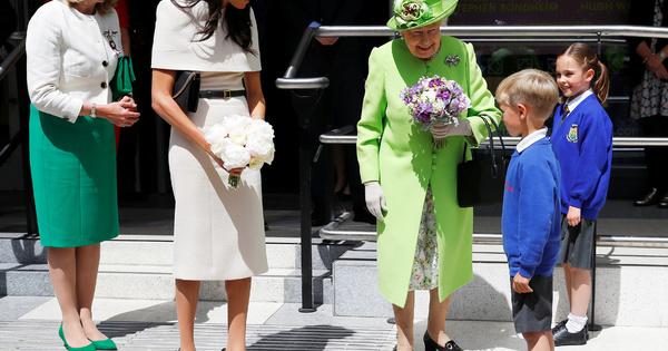 Тя определено внесе нов моден полъх в кралското семейство още