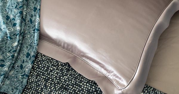 Може да ви се струва, че копринените калъфки за възглавница