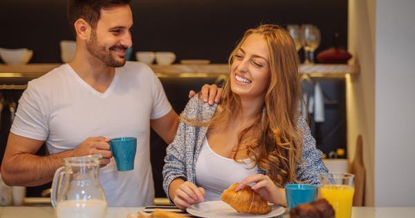 В любовта всяка двойка ползва език на общуване, който не