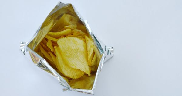 Любителите на картофения чипс вероятно мечтаят за пакет от любимото
