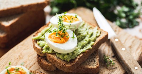 Закуската е най-важното хранене за деня. Тя трябва да е