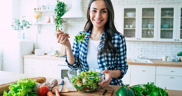 Веган и вегетарианските режими са все по-популярни сред хората, които