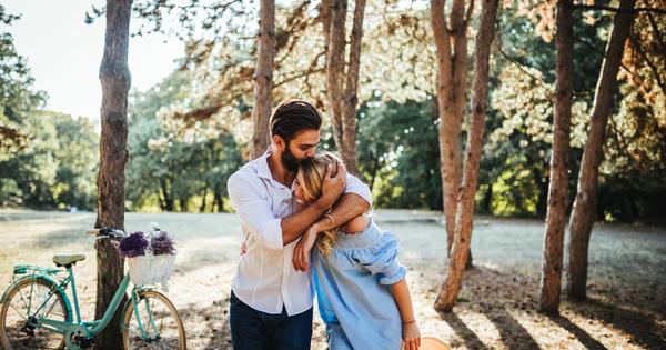Любовта е най-удивителното нещо, което може да ни се случи.