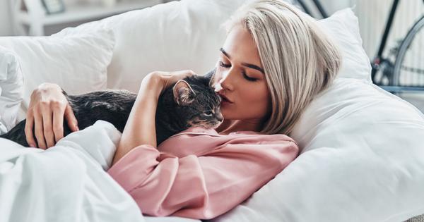 Особена стигма витае около жените, които живеят с котките си.