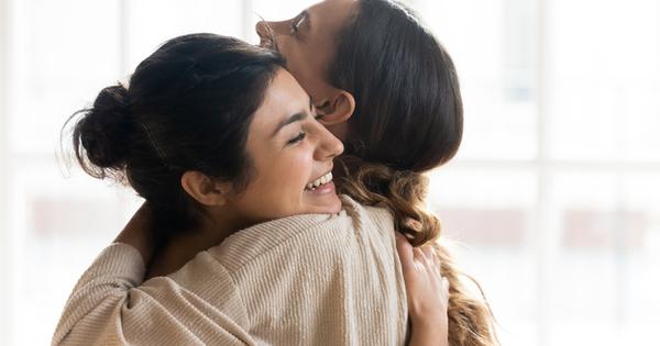 е един от най-мощните начини за поддържане на добри отношения