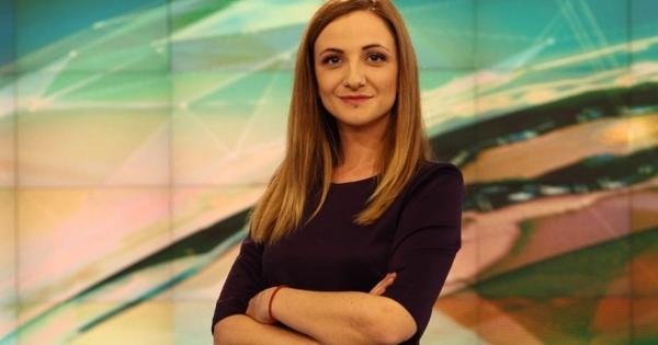 """Репортерът на сутрешния блок """"България сутрин"""" по Bulgaria ON AIR"""