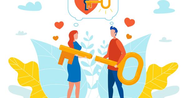Това дали една връзка се развива като успешна и би