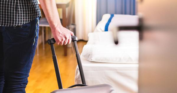 Когато наемате стая в хотел това съвсем не означава, че