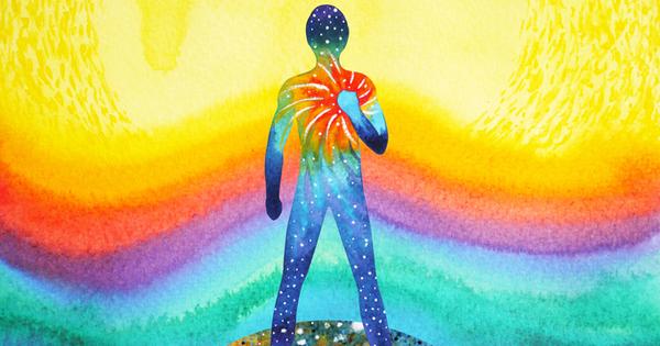 Цветът на вашата аура разкрива много за личността, която се