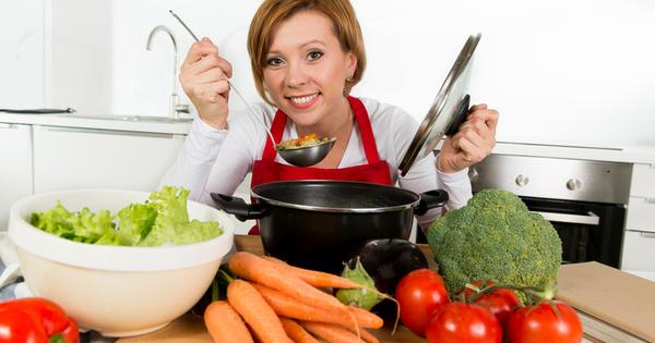 Супата е една от най-добрите комбинации от полезни храни, която