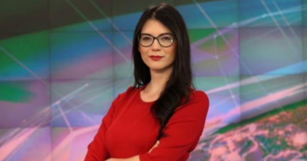 Водещата на Новините ON AIR – Лилия Мустакова, е част
