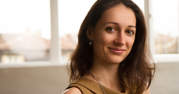 Мариела Станулова е завършила университет от Бръшляновата лига в САЩ