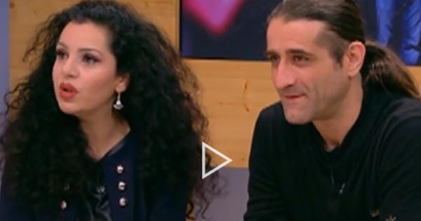 Филип Аврамов и съпругата му Севинч Ибрахим гостуваха за пръв