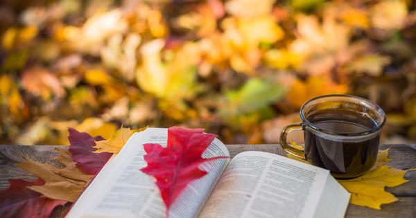 Вече сме в средата на месец октомври и есента ни
