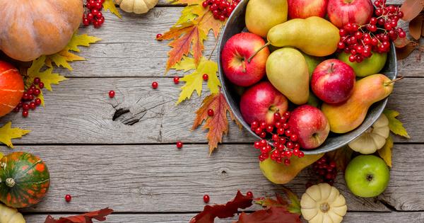 Есента е сезонът, когато се обира голяма част от реколтата
