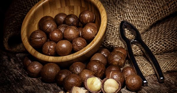 Макадамията се счита за една от най-вкусните и полезни ядки.