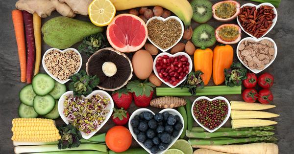 Снимка: Хранителни елементи при депресия и тревожност