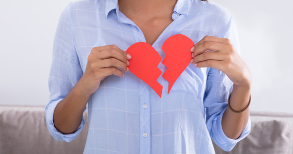 Любовните разочарования са изпитания, които могат да бъдат изтощителни и