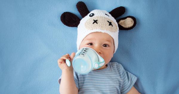 Ако имате бебе и по някаква причина не кърмите, а