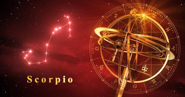 Скорпионът – знакът на любовта и на смъртта. Постоянен, мълчалив,