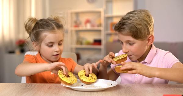 Хранителните навици на възрастните до голяма степен зависят от това