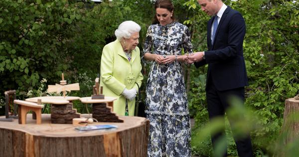 Херцогинята на Кеймбридж Кейт Мидълдън, осъществи една своя мечта, създавайки