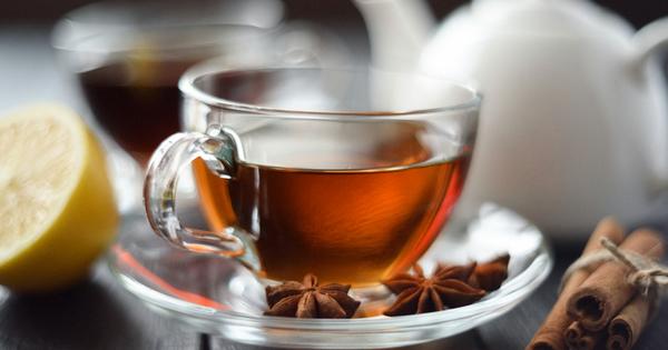 Чаят от звездовиден анасон е не само вкусен и невероятно