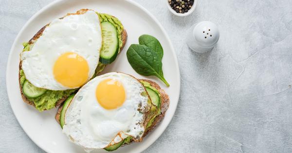 Знаете ли, че всекидневната консумация на 2 яйца може да