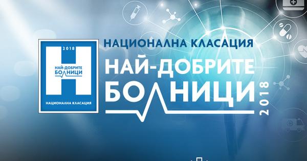 Кои са най-добрите болници и медицински направления в различните региони