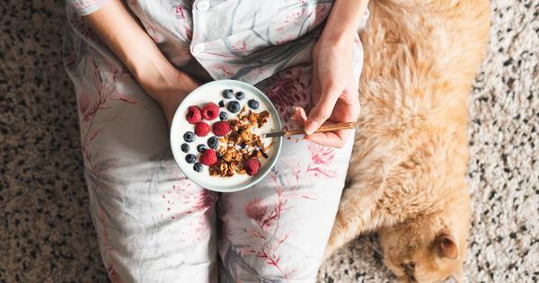 Снимка: Хранителни навици след 40