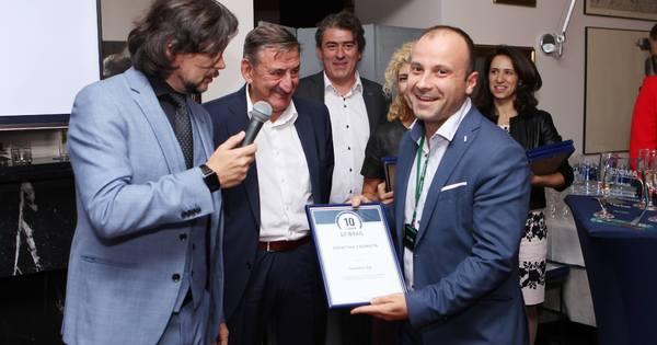 Специални отличия за журналистически принос в развитието на фасилити мениджмънт