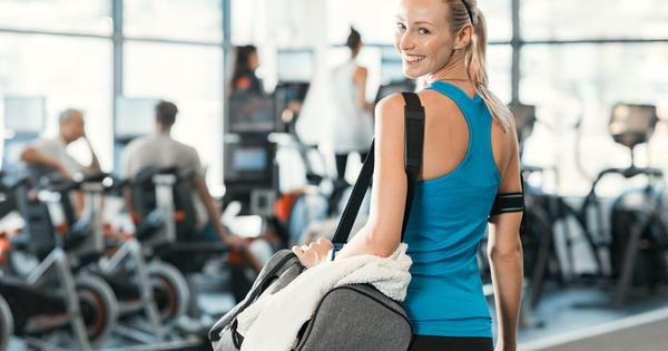 Обичате да ходите на фитнес? Вероятно в този случай ползвате