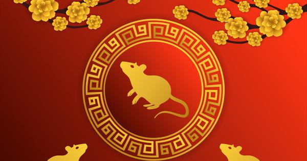 На 25.01.2020 г. започва годината на Белия Метален Плъх (Мишка).