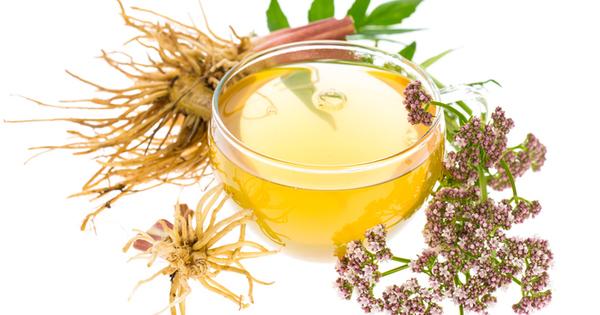 Коренът от билката валериана или дилянка, както още се нарича,