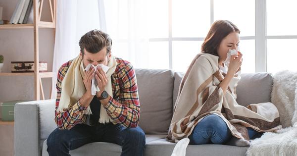 Хремата е най-често срещаното неразположение по време на настинка и