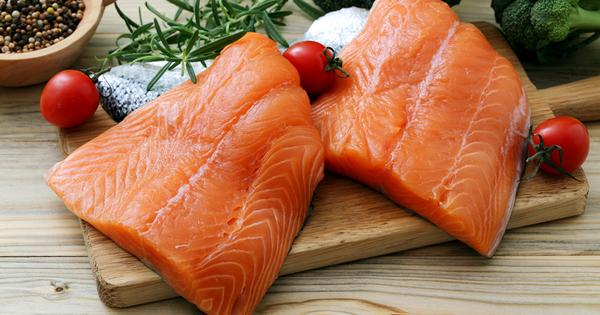 Сьомгата е една от най-полезните риби. Месото ѝ съдържа голямо