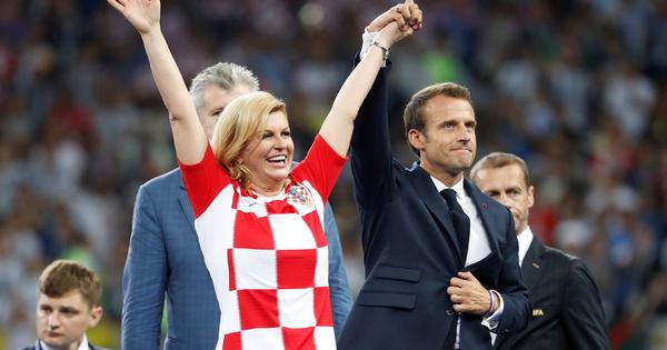 Световното първенство по футбол завърши, Франция е новият световен шампион,