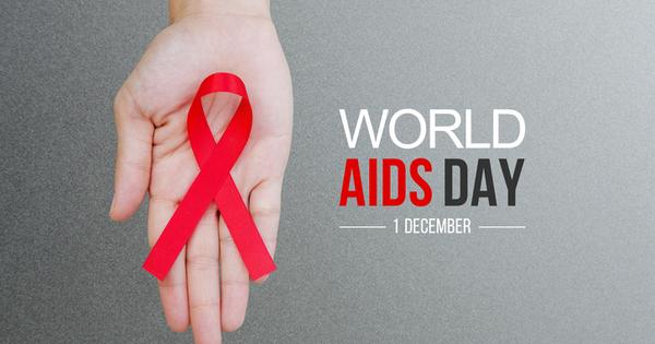 На първи декември отбелязваме Световния ден за борба със СПИН.