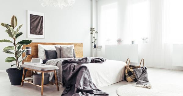 Снимка: 5-те тайни на перфектно обзаведената спалня